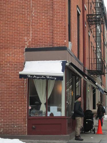 Magnolia Bakery. NYC