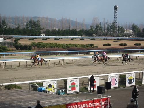 金沢競馬場の