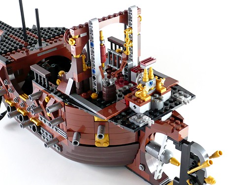 70810 MetalBeard's Sea Cow 308