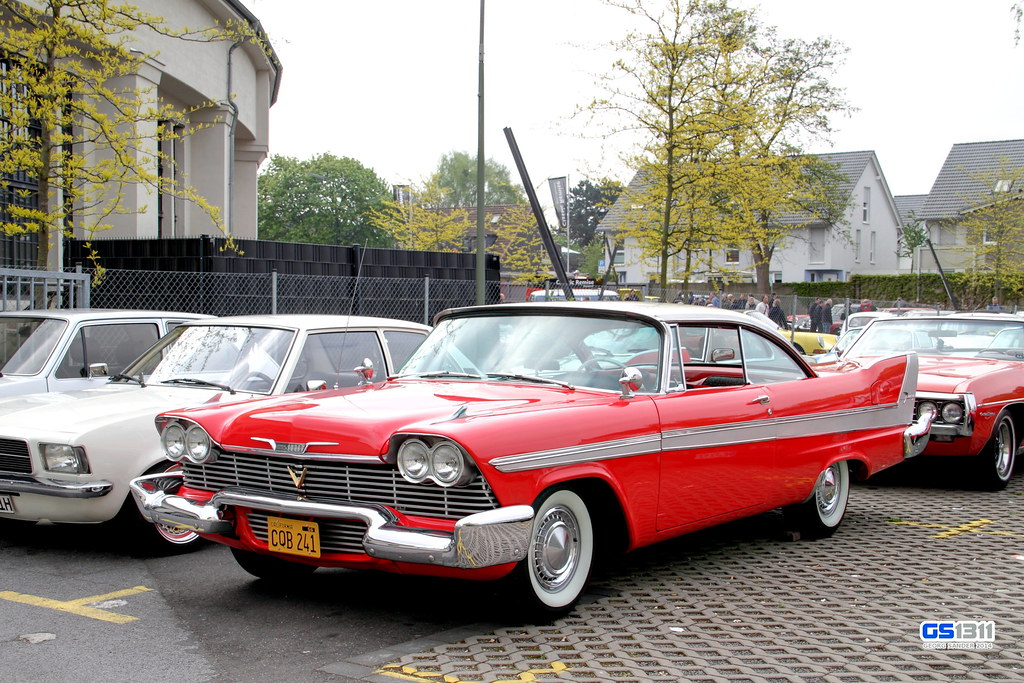"""Plymouth Fury 1958 For Sale >> 1958 Plymouth Fury """"Christine"""" 