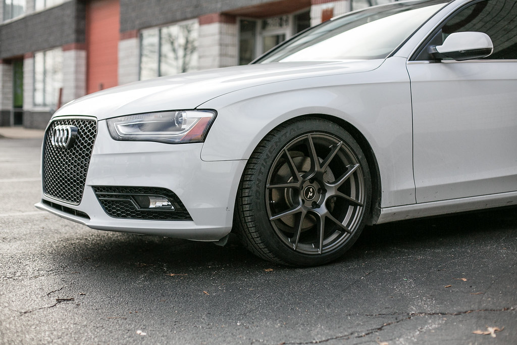 Audi B8 A4 19 Quot Renn Motorsport Rs 51 Light Wheel Wheels Fl