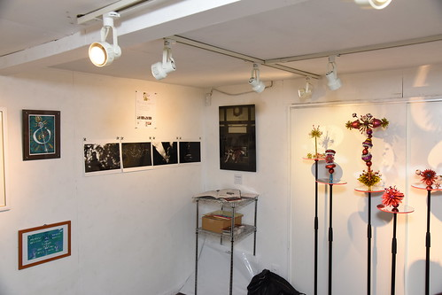 "Masashi Furuka ""2nd Act"" in yokohama art apartment"