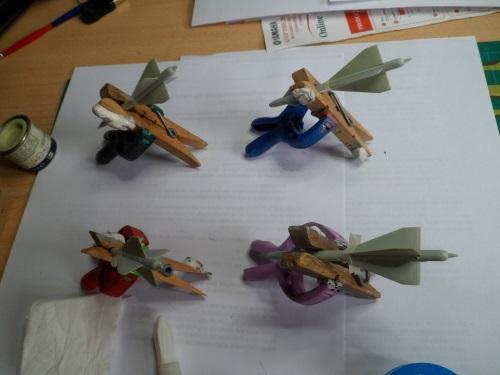 Pas-à-pas : MiG 25 Foxbat [Condor 1/72] - Page 3 27309956224_17c8b5de9b_o
