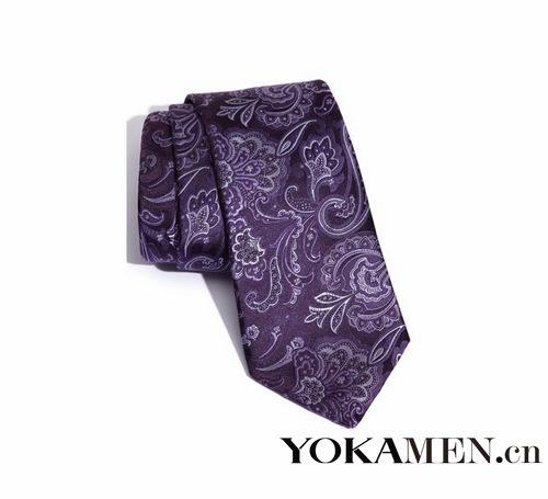 Tie on the dress of gentleman 36 ℃ fresh debut
