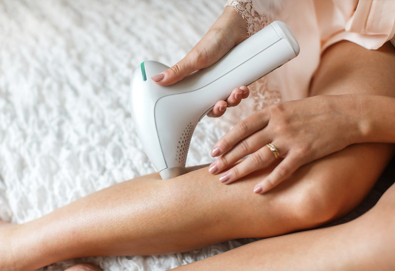 IPL at Home: Philips Lumea Review • WishWishWish