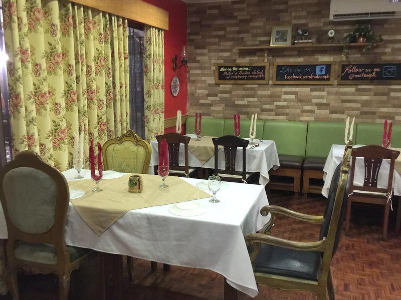 Mateo S Restaurant Cafe Wedding
