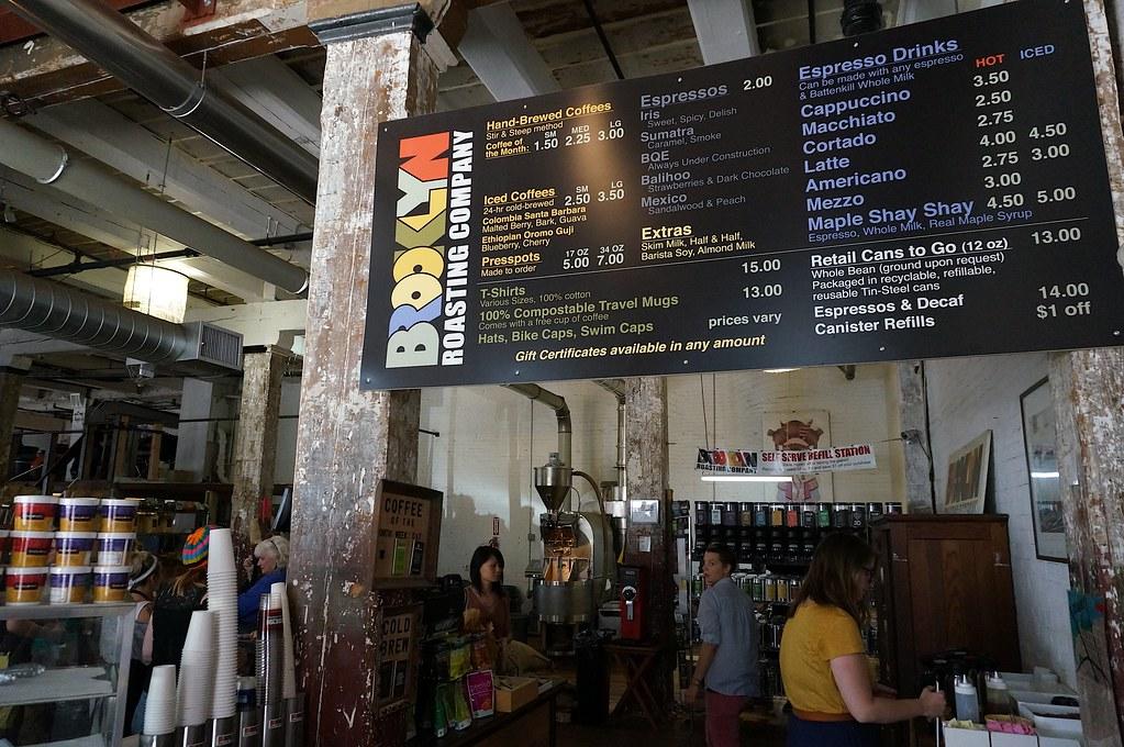 Best Coffee Shops In Dumbo