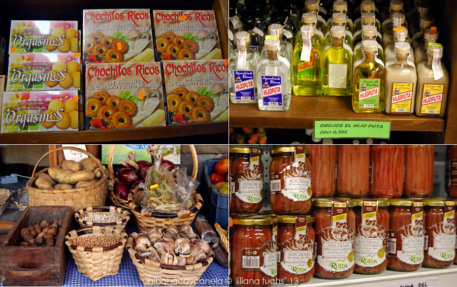 Productos típicos de Cantabria. Potes | Cantabria ...