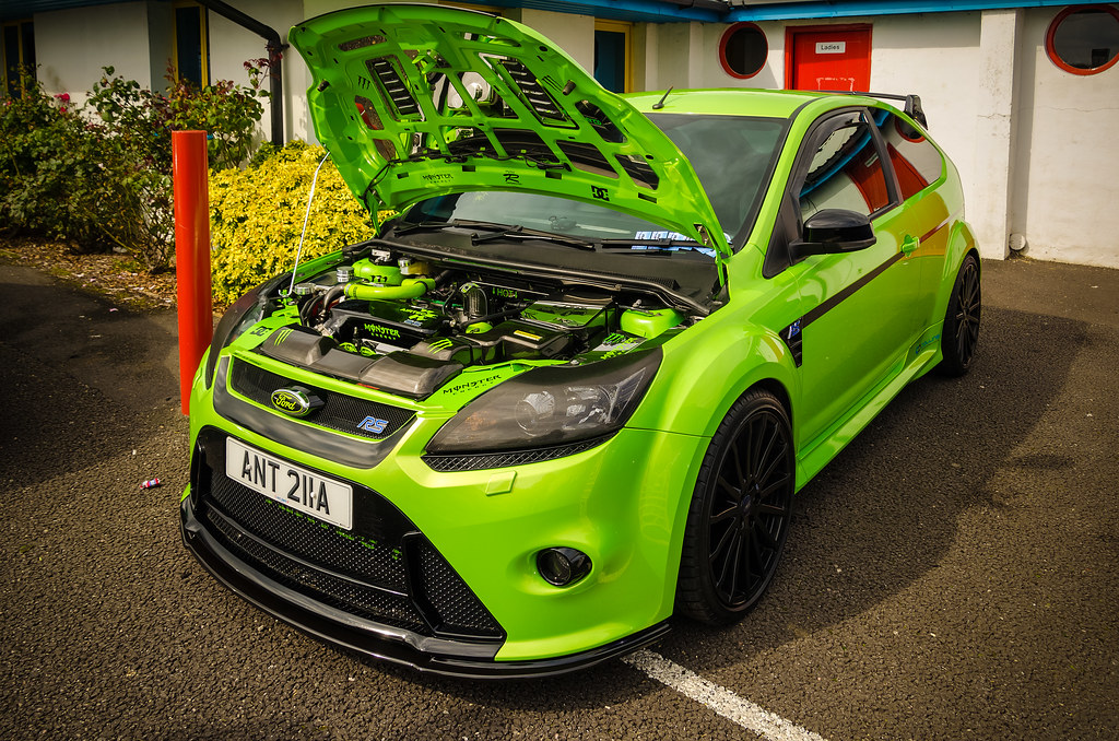 Ford Focus Rs >> Ford Focus RS Green Monster | technodean2000 | Flickr
