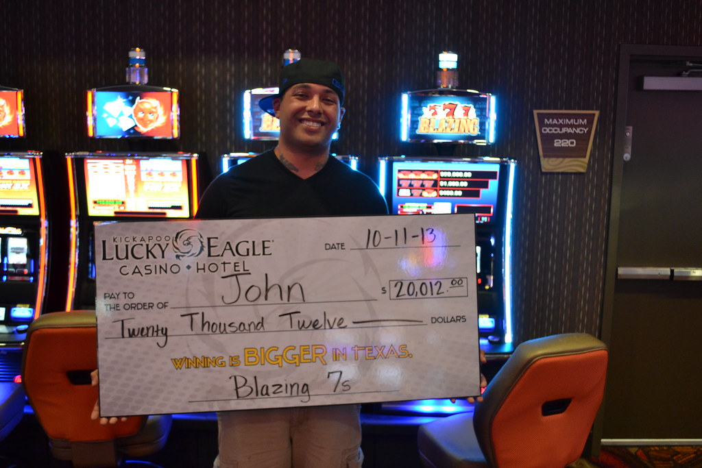 lucky eagle casino winners 2019