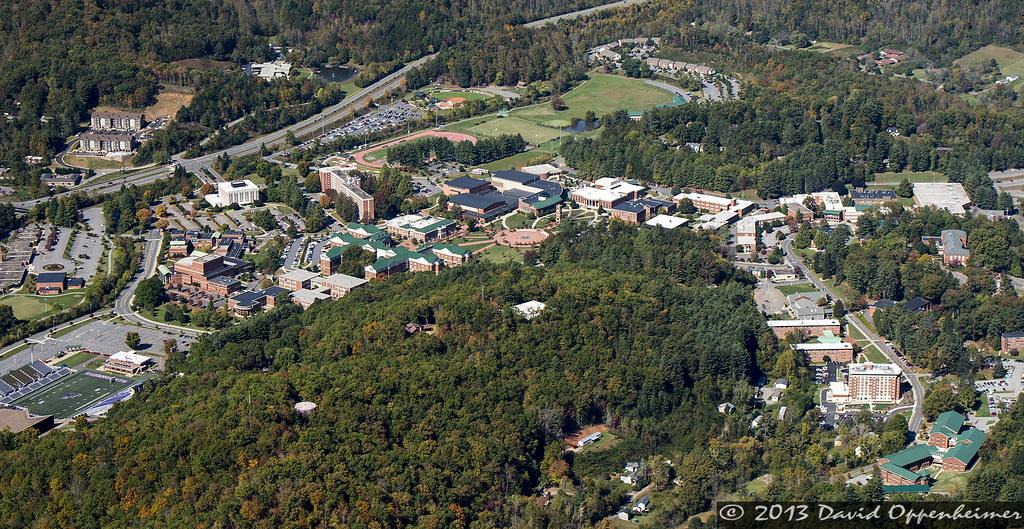 Western Carolina University Campus | Western Carolina ...