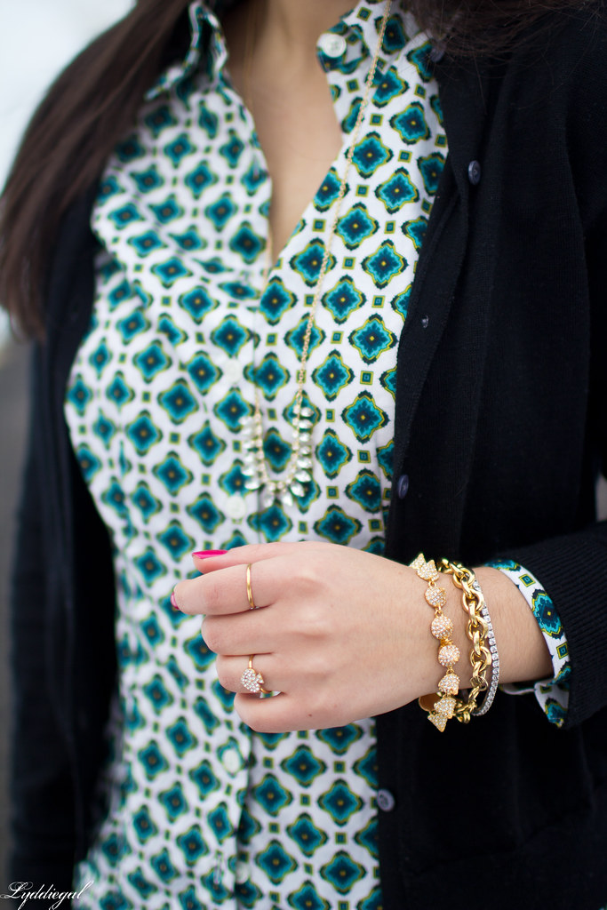 printed top, black cardigan, mint bag-1.jpg