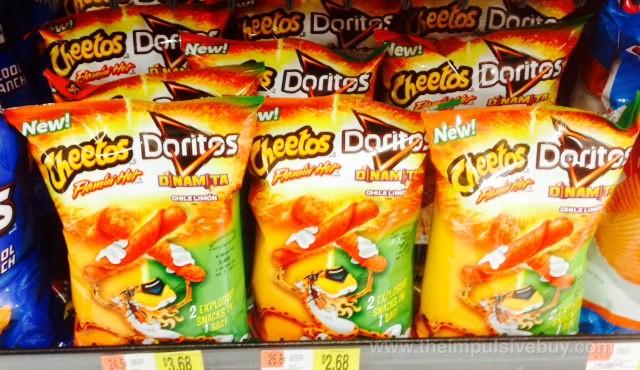 Cheetos Flamin' Hot and Dortios Dinamita Chile Limon | Flickr 3d Doritos
