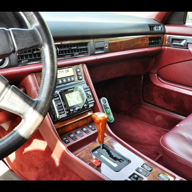 Mercedes Benz W126 Sclass 560 Sec Coupe Alyehliparts Alye