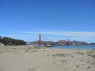 Golden Gate Sausalito Walk