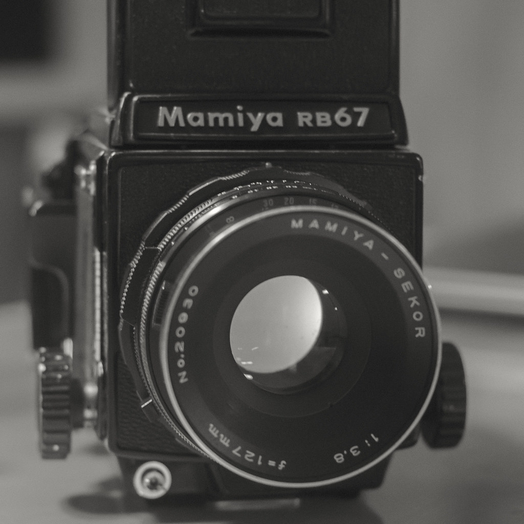 CCR Review 40 - Mamyia RB67