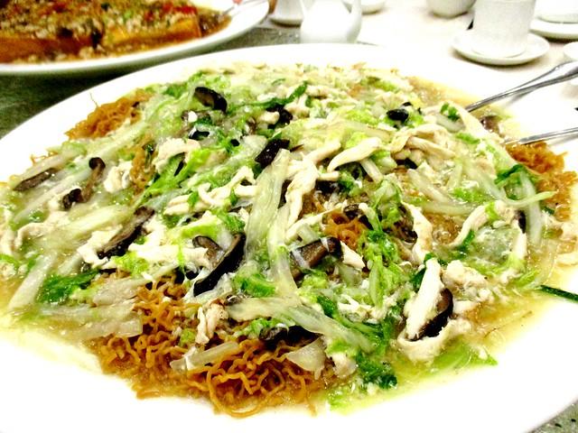 Sarawak Club fried noodles