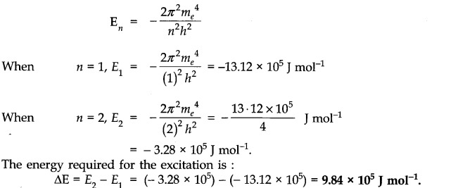 NCERT Solutions for Class 11 Chemistry Chapter 2 Structure of Atom -11