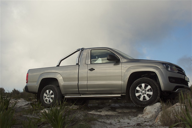 volkswagen amarok single cab flickr photo sharing. Black Bedroom Furniture Sets. Home Design Ideas