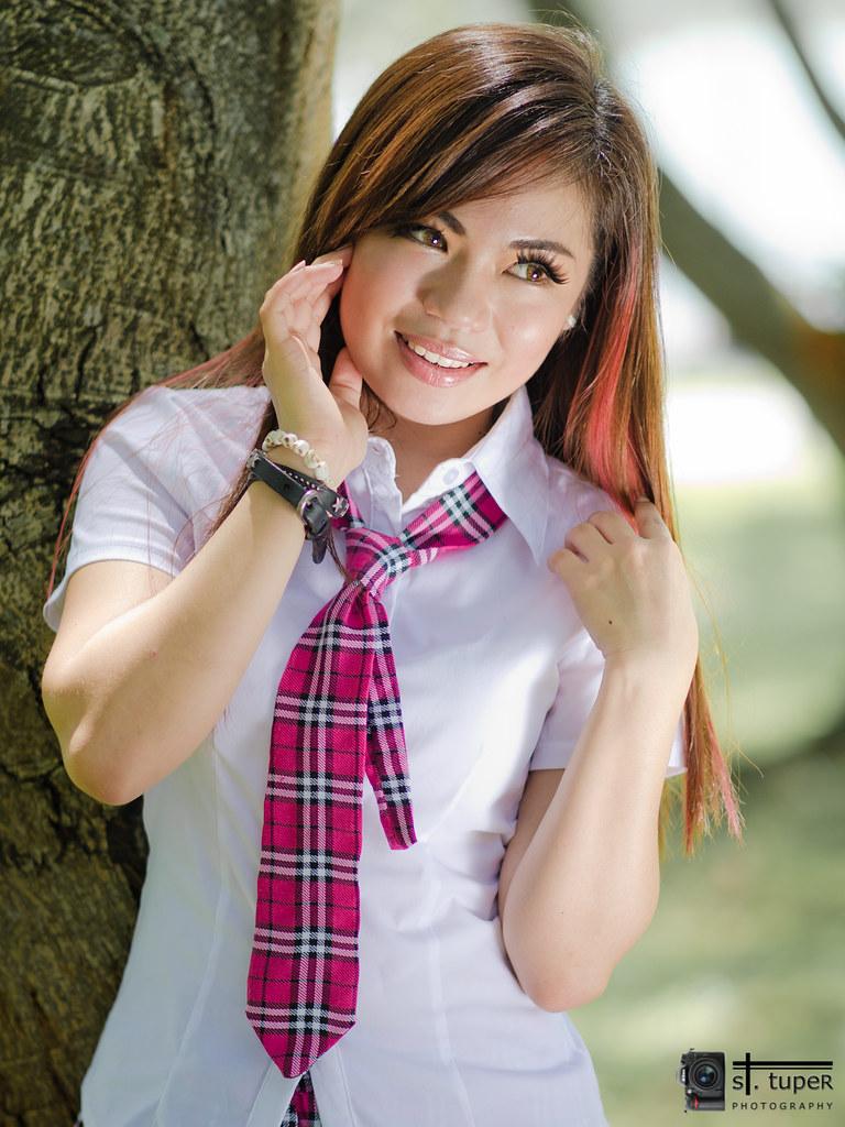Lovely School Girl | Theme: Japanese School Girl Model ...