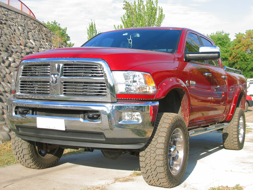 dodge ram 2500 laramie heavy duty 2008 rl gnzlz flickr. Black Bedroom Furniture Sets. Home Design Ideas