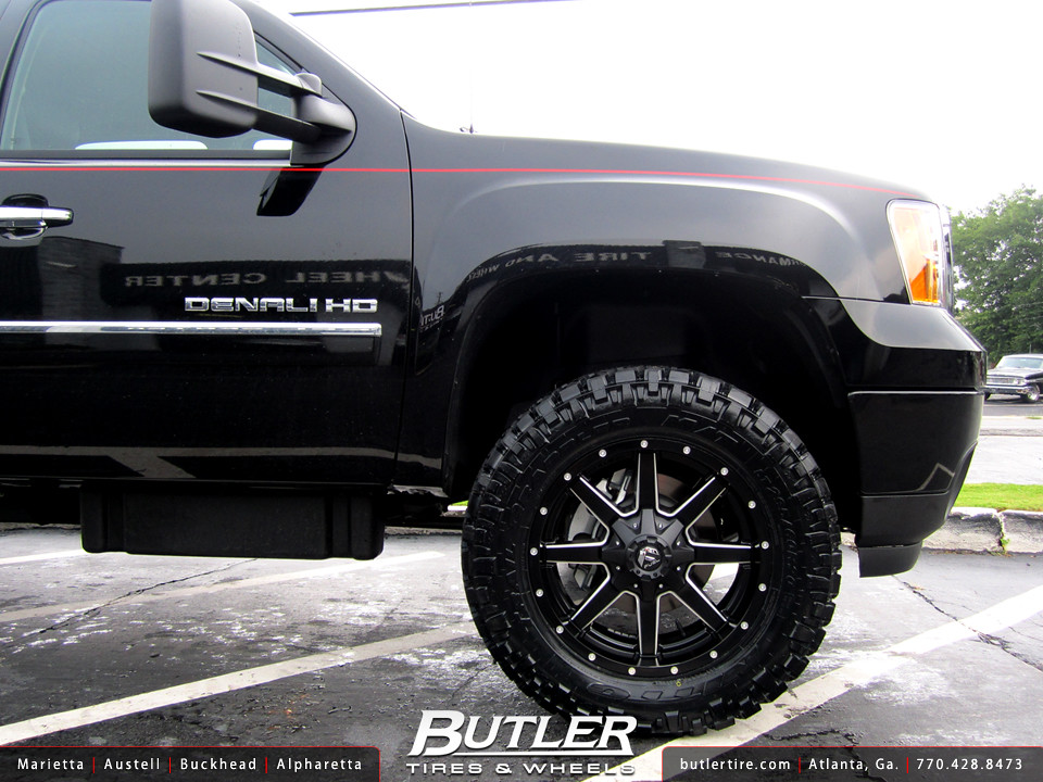 2013 Chevy 2500hd Aftermarket Tires And Rims.html | Autos Weblog