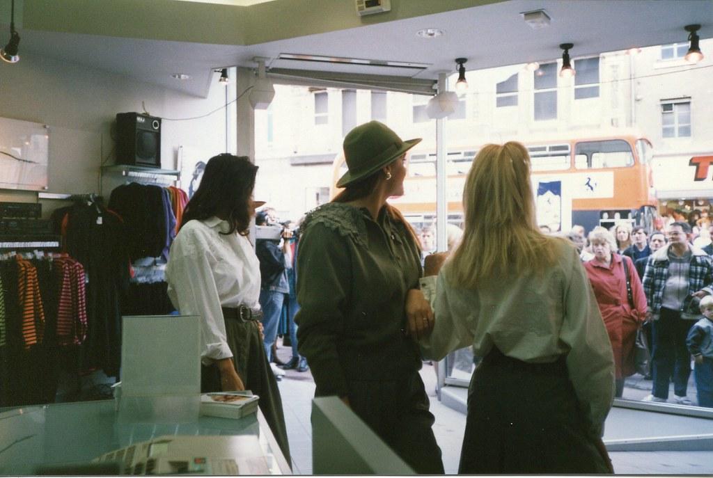 Glasgow Fashion Show Dusk Till Dawn