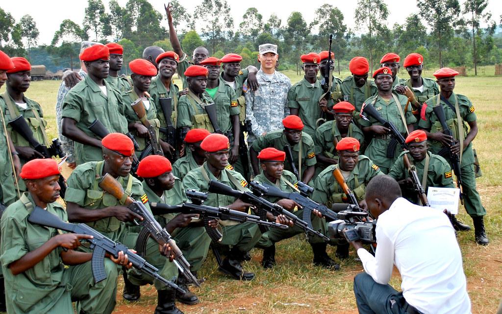 Ugandan military police train for future AMISOM mission ... | 1024 x 642 jpeg 332kB