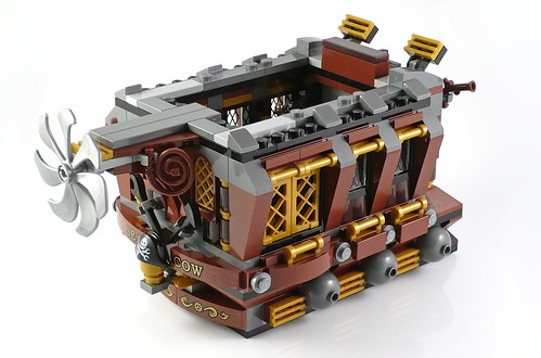 70810 MetalBeard's Sea Cow 406