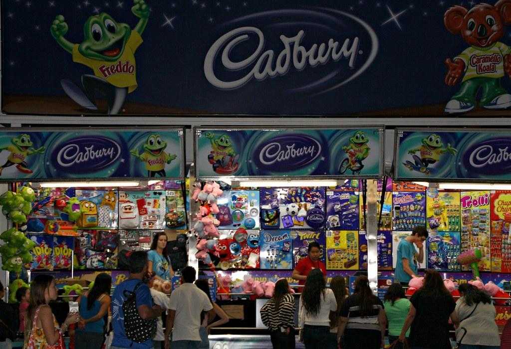 2014 Sydney Royal Easter Show Cadbury Showbag Pavilion Flickr