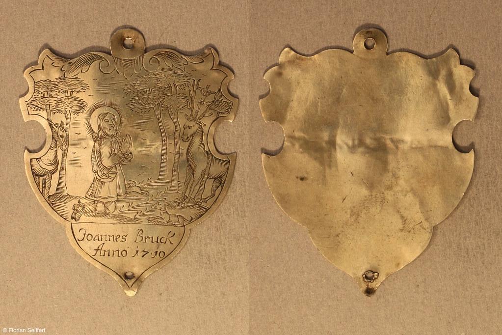 Koenigsschild Flittard von bruck joannes aus dem Jahr 1710