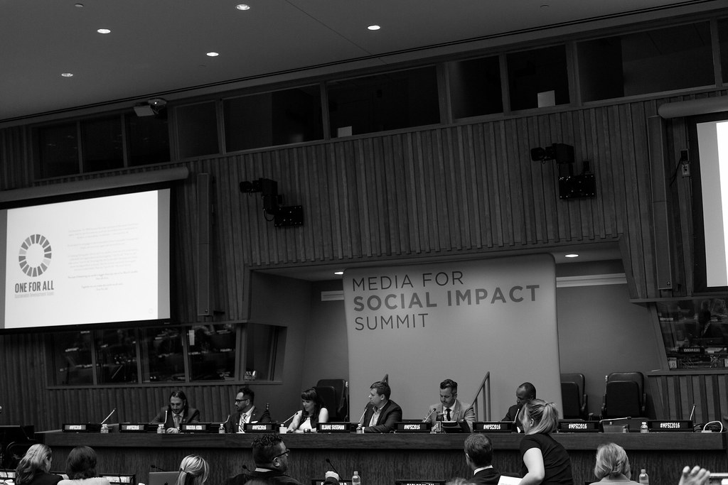 Media for Social Impact Summit 2016