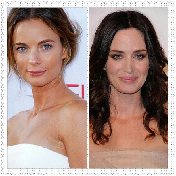 Wow i mistake these two & Emily Blunt 2.23.83 age 30 | Flickr Emily Blunt