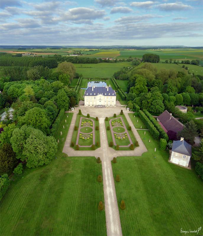 Château De Vendeuvre (Calvados-FR)