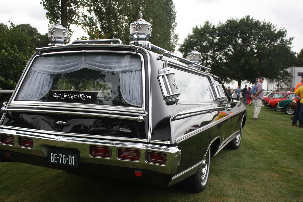chevrolet caprice hearse mark van seeters flickr. Black Bedroom Furniture Sets. Home Design Ideas