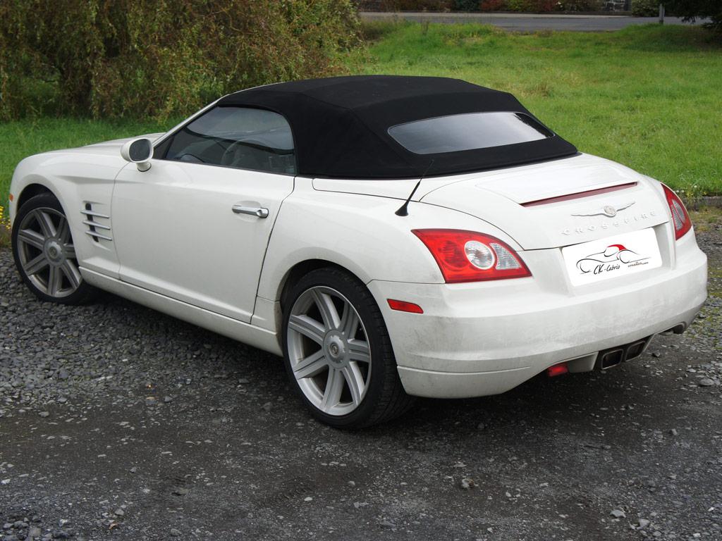 Chrysler Crossfire New Car Price