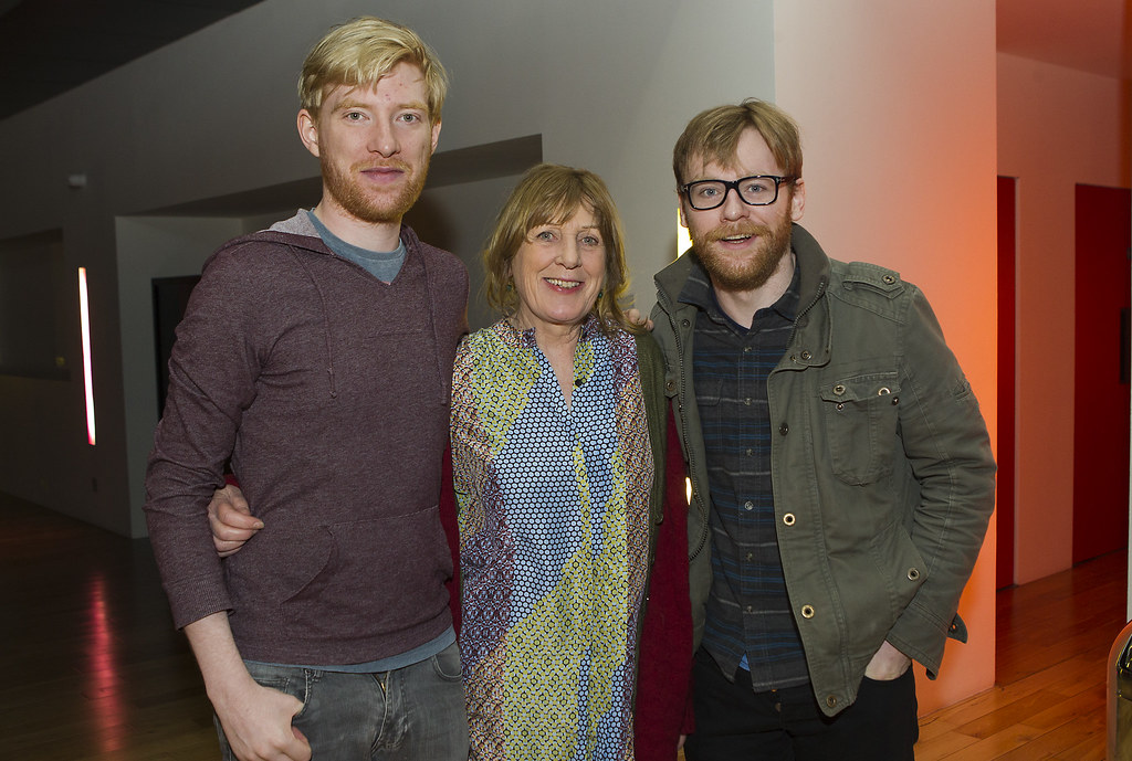Domhnall, Mary and Br&...