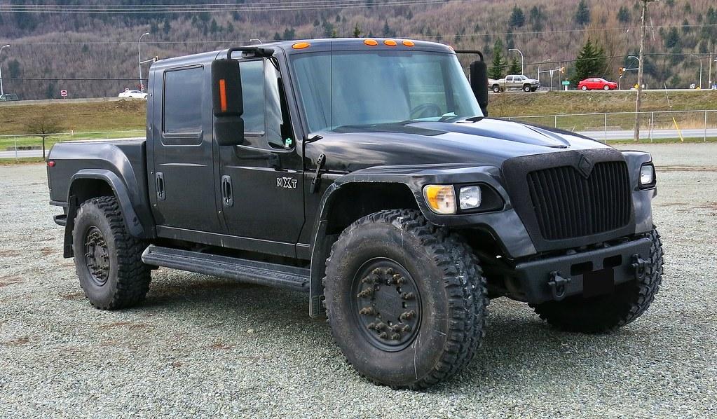 2008 Navistar International Mxt Military Extreme Truck