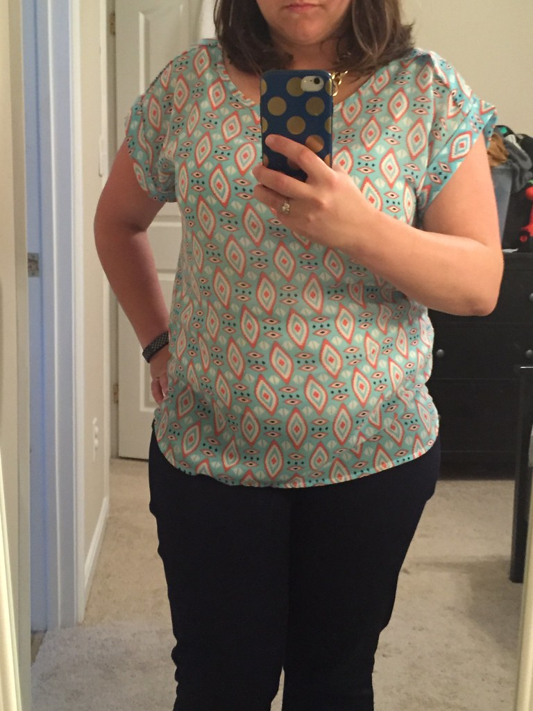 papermoon scoop neck blouse stitchfix