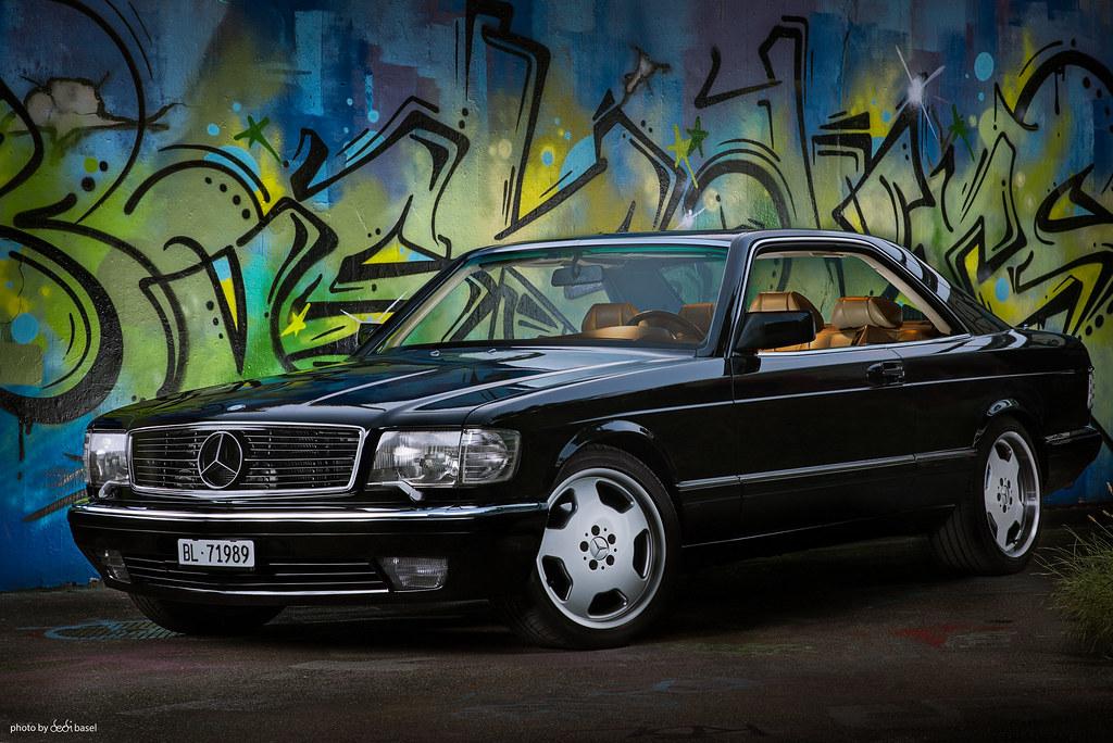 Mercedes benz w126 420 sec basti 39 s liebling dedi basel for Mercedes benz s 420