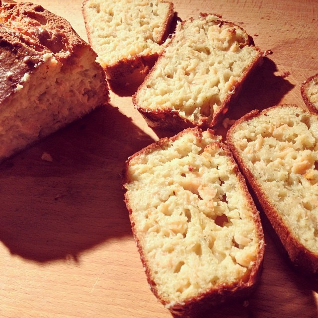 Cake Au Saumon Olive