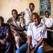 L'équipe pédagogique du CAP de Mongbwalu