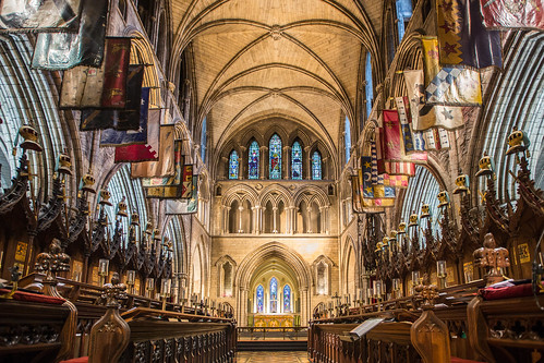 St. Patrick's Cathedral — Dublin