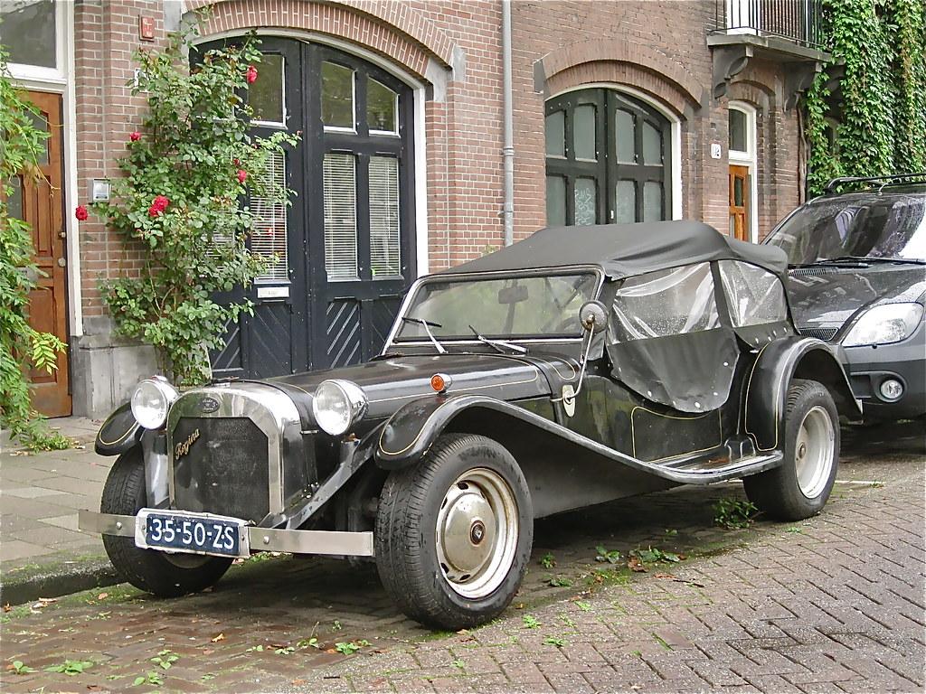 35-50-ZS RUSKA Regina Buggy cabriolet, 1969/1973 | Rare Dutc… | Flickr