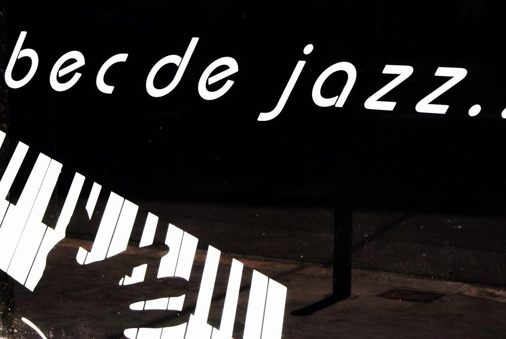 Bec de jazz, club de jazz à Lyon sur les pentes de la Croix Rousse.