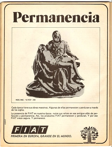 Fiat - Ercilla, 1976