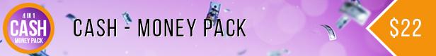 CASH - Money Pack