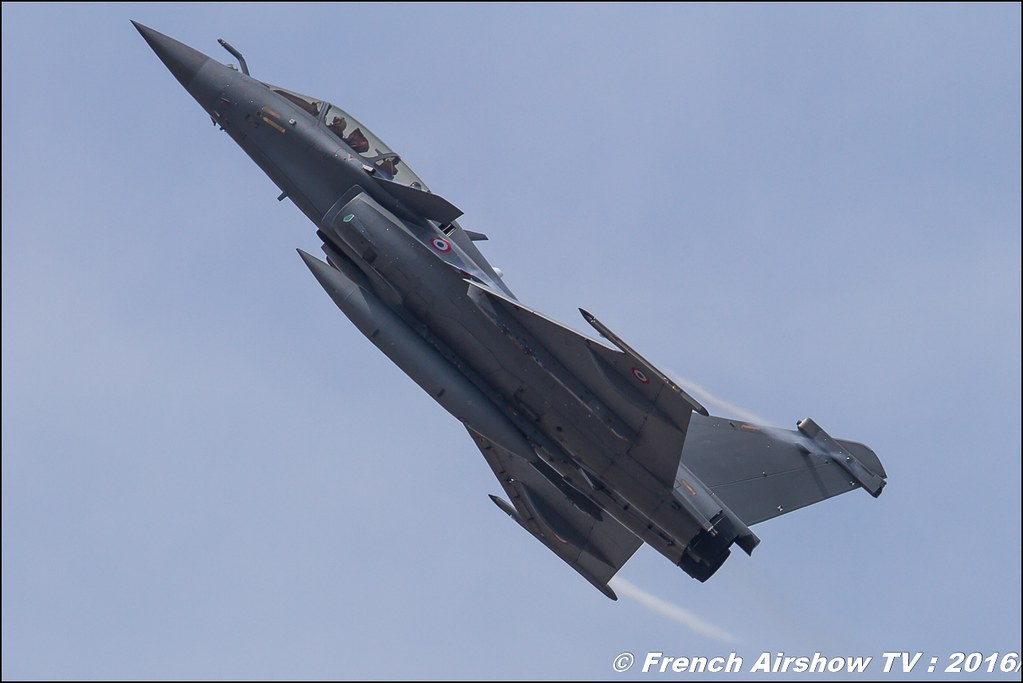 Dassault Aviation , Rafale B , Meeting de l'air BA-125 Istres 2016 , Meeting Aerien 2016