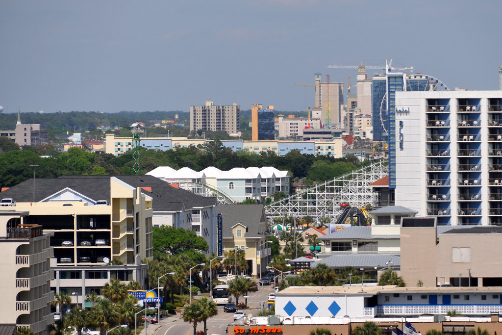 What City Is Myrtle Beach In