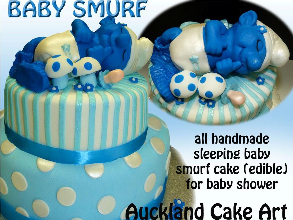 New Zealand Birthday Cake